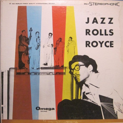 Lighthouse All Stars - Jazz Rolls Royce