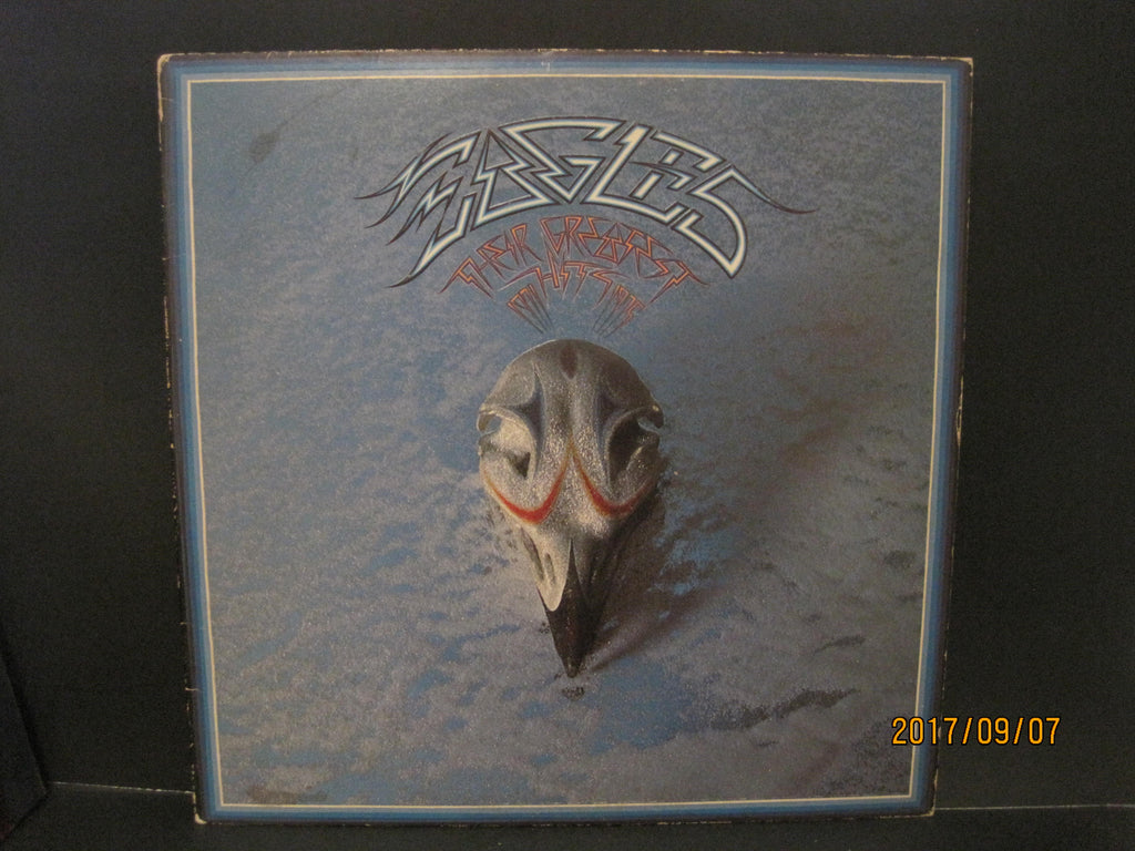 Eagles - Their Greatest 1971-75