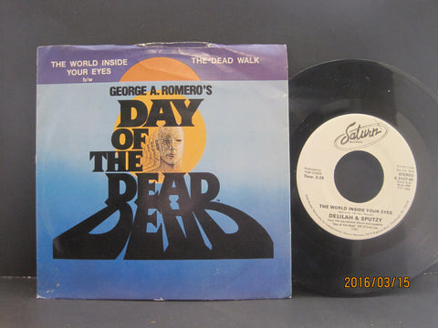 George Romero's Day of The Dead Soundtrack 45rpm w/ PS