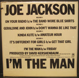 "Joe Jackson ""I'm The Man"" 7-inch Box Set Sealed"