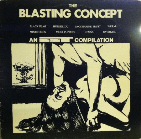 Various - The Blasting Concept
