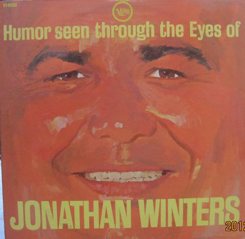 Jonathan Winters - Humore Seen Through the Eyes of