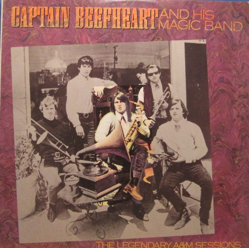 Captain Beefheart - Legendary A&M Sessions