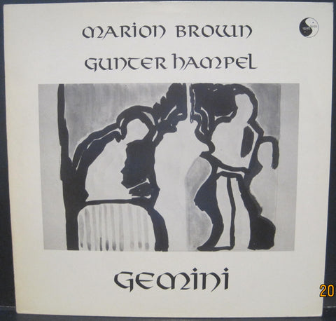 Marion Brown and Gunter Hampel Duo - Gemini