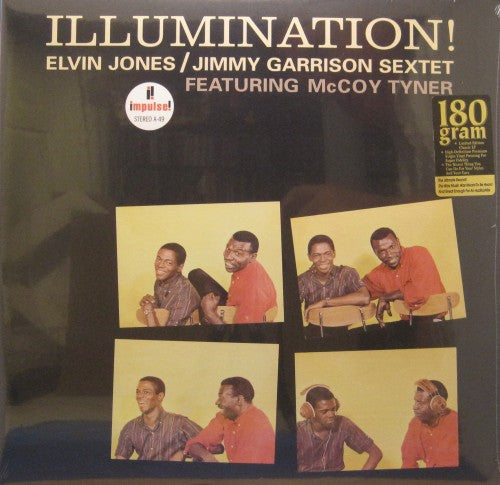 Elvin Jones / Jimmy Garrison Sextet - Illumination!