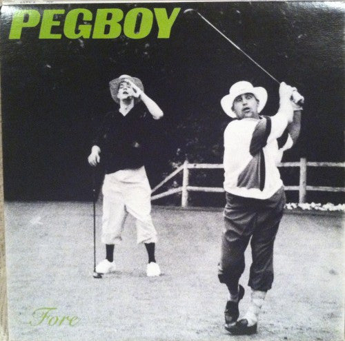 Pegboy - Fore EP