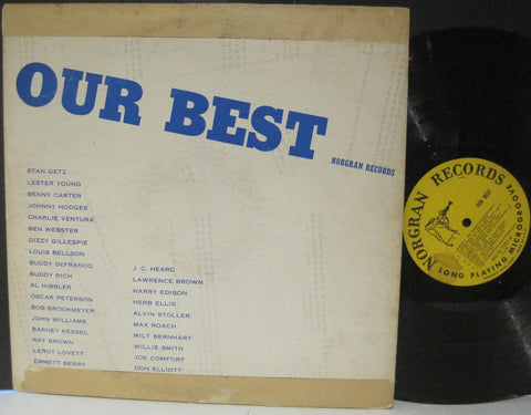 Various Artists - Our Best / Norgran Records