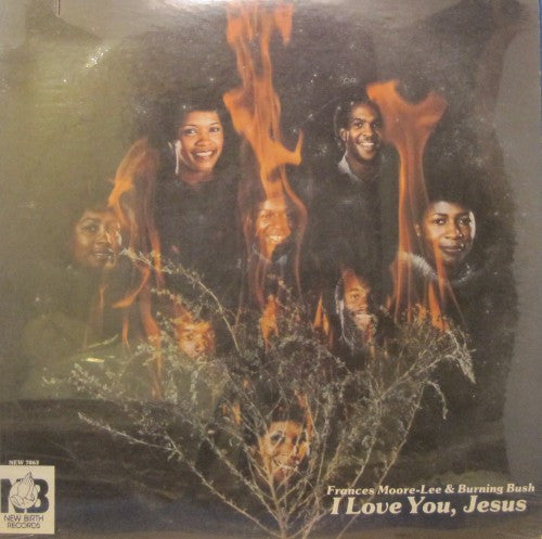 Frances Moore-Lee - I Love You, Jesus