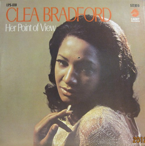 Clea Bradford - Her Point of View