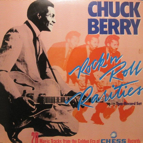 Chuck Berry - Rock 'n Roll Rarities