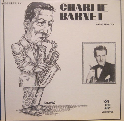 Charlie Barnet - On the Air Vol. 2