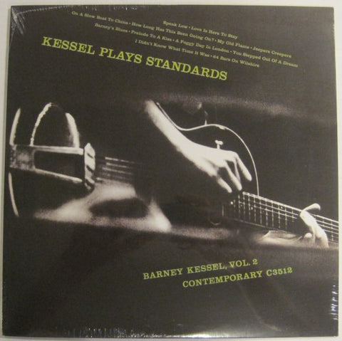Barney Kessel - Plays Standards Vol. 2