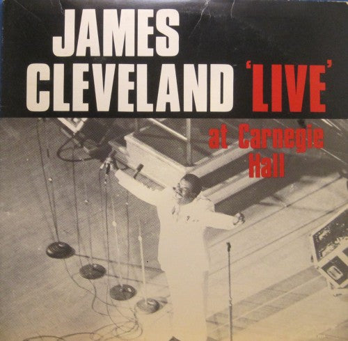 James Cleveland - Live at Carnegie Hall