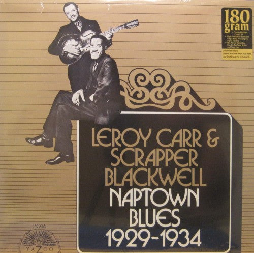 Leroy Carr & Scrapper Blackwell - Naptown Blues 1929-1934