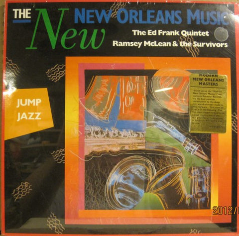 Various - The New New Orleans Music