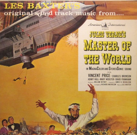 Les Baxter - Master of the World