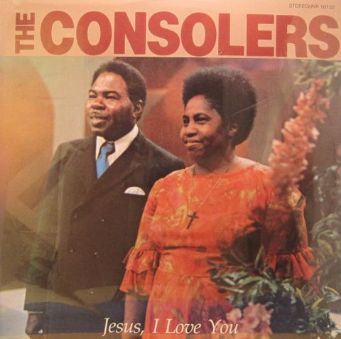 Consolers - Jesus, I Love You