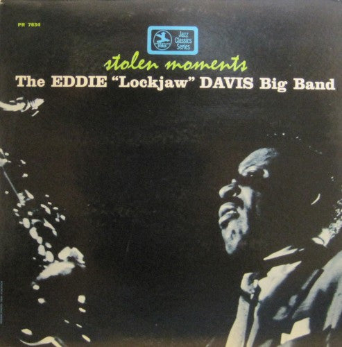 "Eddie ""Lockjaw"" Davis Big Band - Stolen Moments"