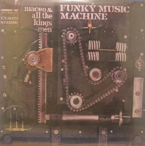 Maceo and All the King's Men - Funky Music Machine