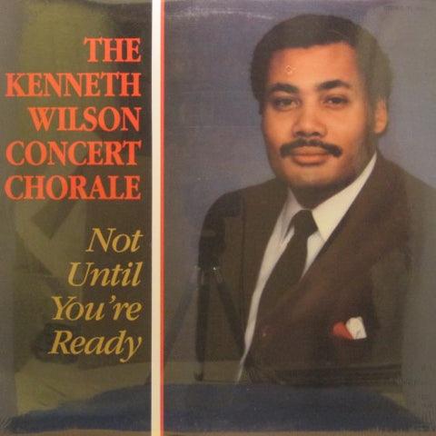 Kenneth Wilson - Not Until You're Ready