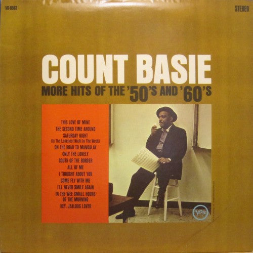 Count Basie - More Hits of the 50s and 60s