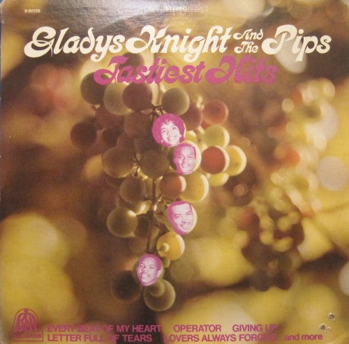 Gladys Knight & The Pips - Tastiest Hits