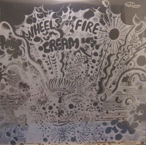 Cream - Wheels of Fire: Live at the Fillmore