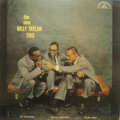 Billy Taylor Trio - The New Billy Taylor Trio