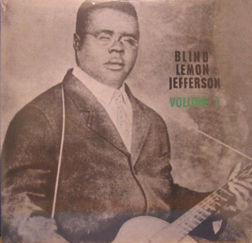 Blind Lemon Jefferson - Volume 1