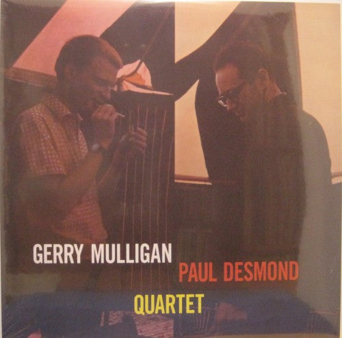 Gerry Mulligan & Paul Desmond - Mulligan Desmond Quartet