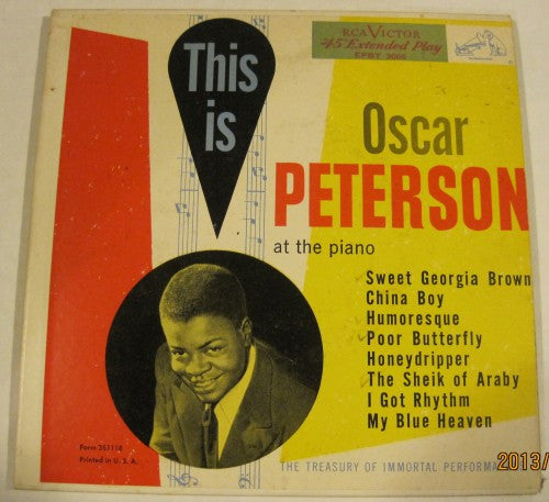 Oscar Peterson - This is