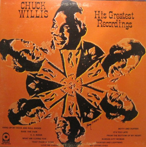 Chuck Willis - His Greatest Recordings