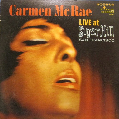 Carmen McRae - Live at Sugar Hill