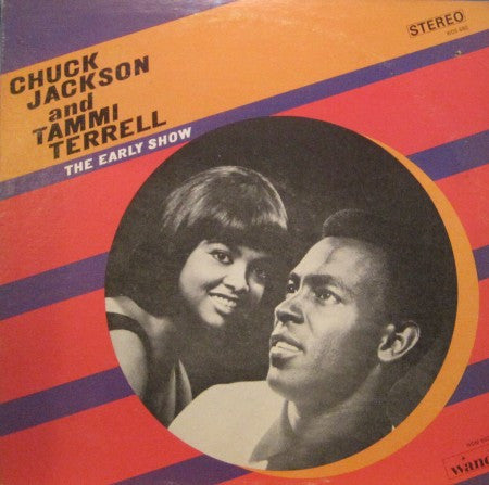 Chuck Jackson and Tammi Terrell - The Early Show