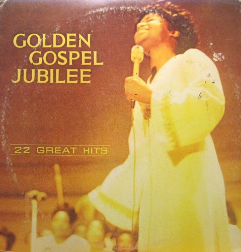 Various - Golden Gospel Jubilee