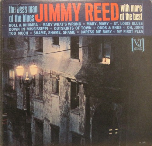 Jimmy Reed - Boss Man of the Blues