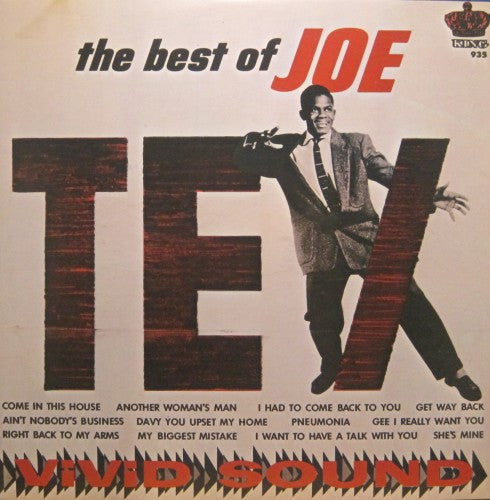 Joe Tex - The Best of