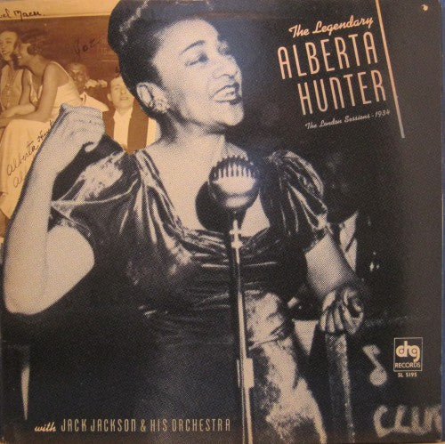Alberta Hunter - The Legendary Alberta Hunter