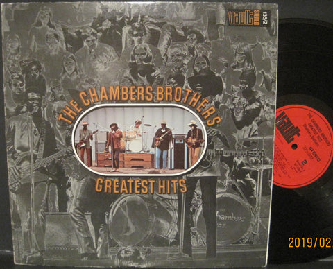 Chambers Brothers - Greatest Hits