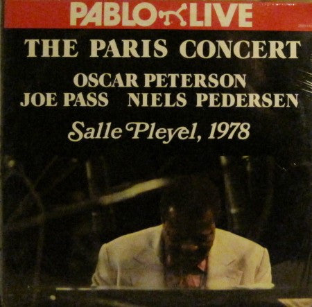 Oscar Peterson - The Paris Concert 1978