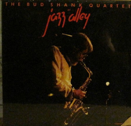 Bud Shank - At Jazz Alley