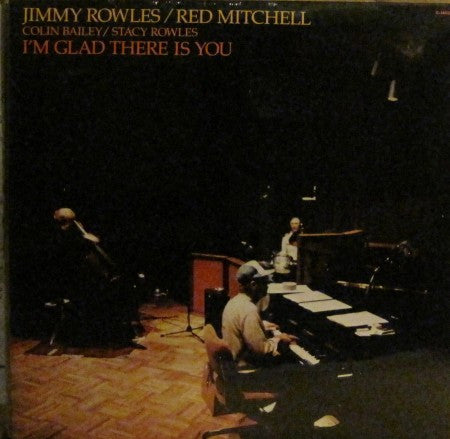 Jimmy Rowles - I'm Glad There is You