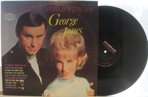 George Jones - I'll Share My World with You