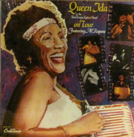 Queen Ida - On Tour