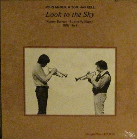 John McNeil - Look to the Sky