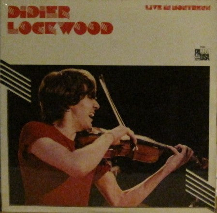 Didier Lockwood - Live in Montreux