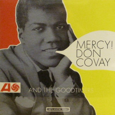 Don Covay - Mercy!