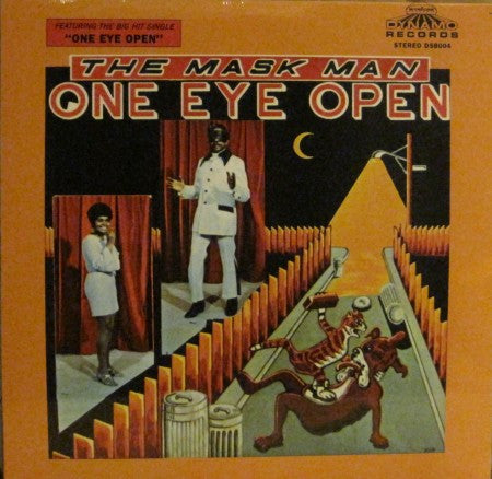 Mask Man & the Agents - One Eye Open
