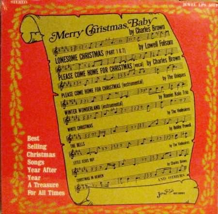 Various - Merry Christmas, Baby
