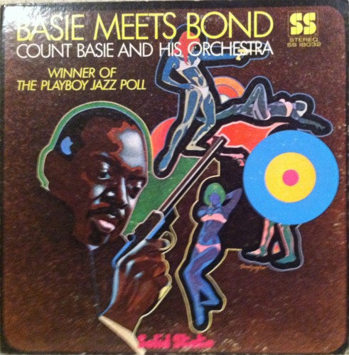 Count Basie and His Orchestra - Basie Meets Bond